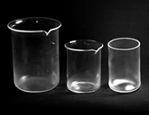 Clear Beakers